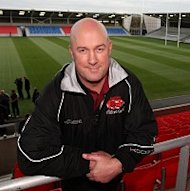Phil Veivers is determined to steer Salford into the play-offs