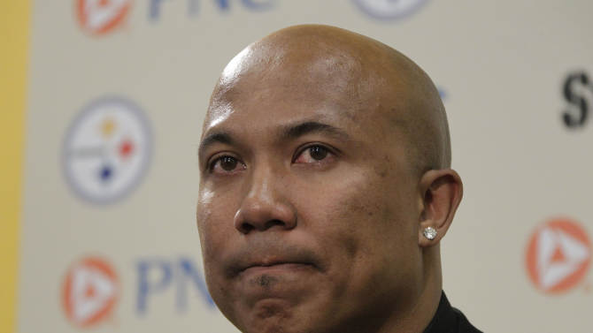 Pittsburgh man gets probation in Hines Ward threat