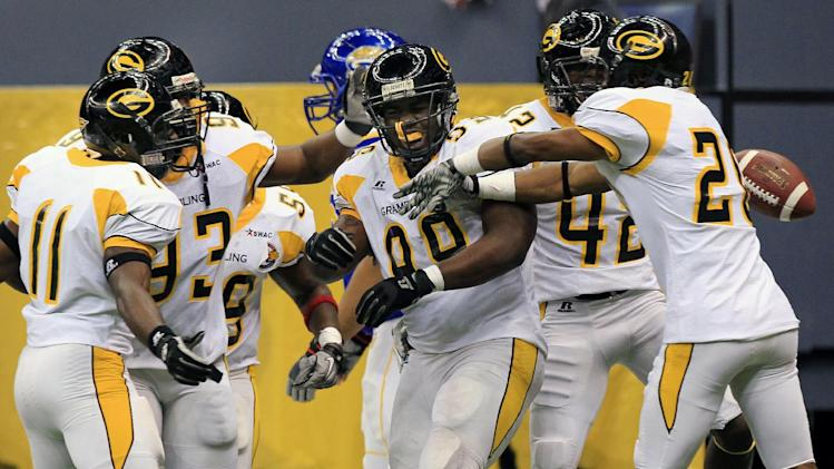 Grambling players end boycott, return to practice