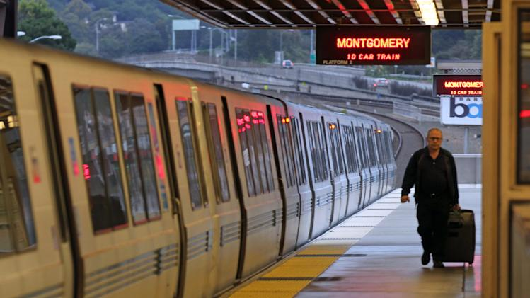BART, unions resume talks as senators add pressure