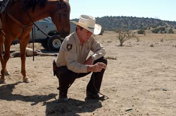 Tommy Lee Jones in Miramax Films' No Country For Old Men