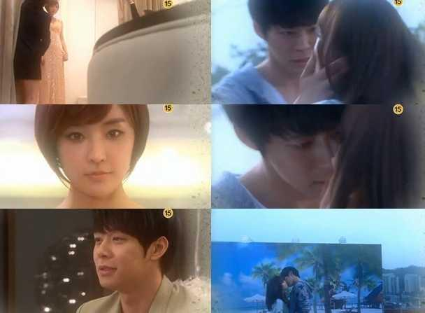 Will Park Yoo Chun and Han Ji Min′s Kiss Spark Love Line in ′Rooftop Prince′?