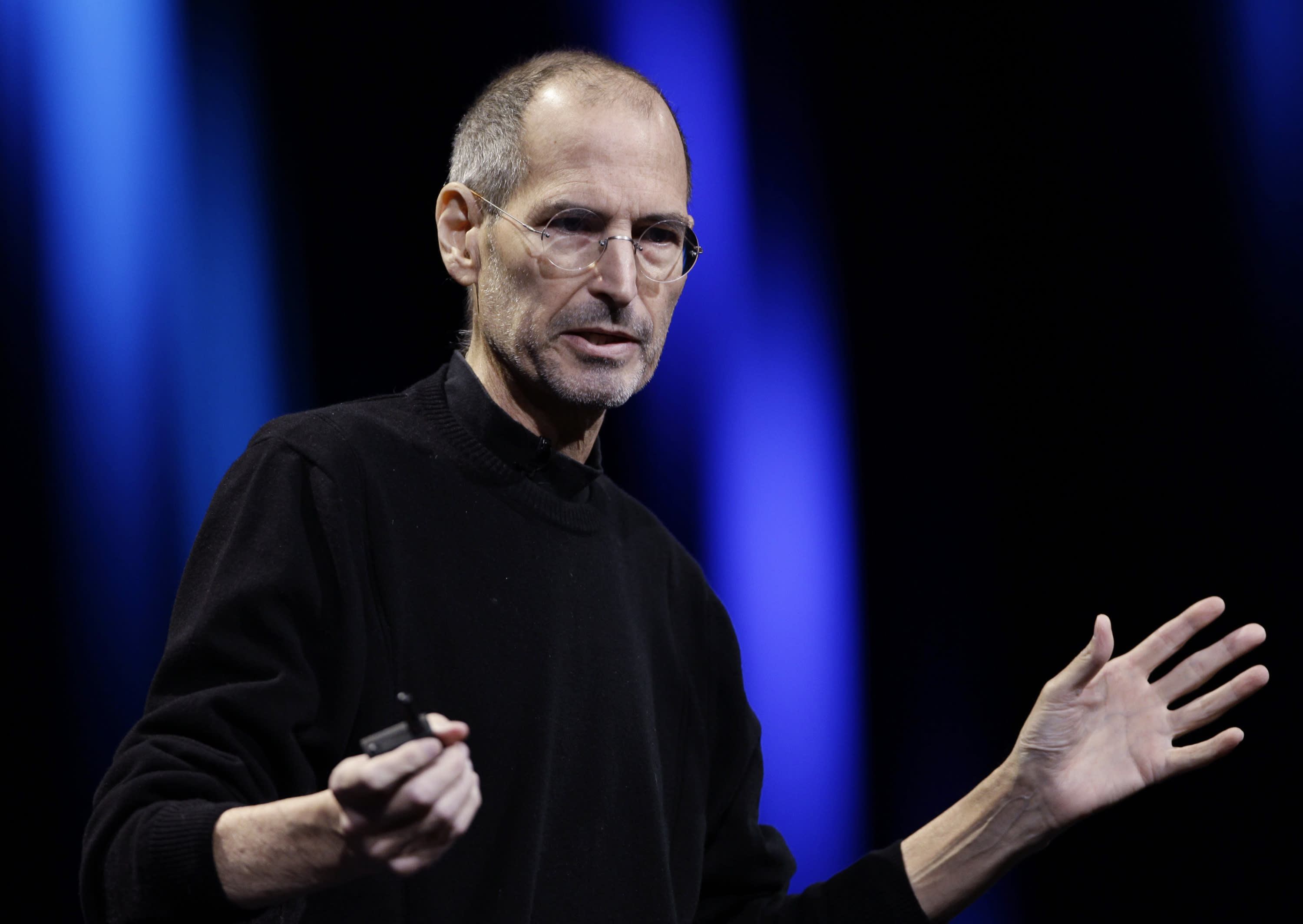 Apple stock made people rich and that mattered to Steve Jobs