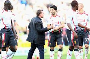 Rodgers delighted with resilient Liverpool