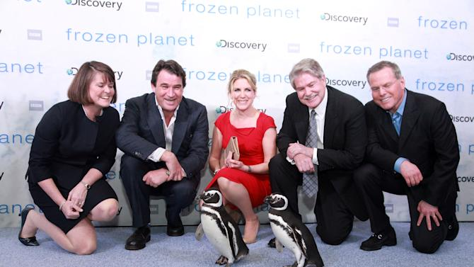 """Frozen Planet"" Premiere - Arrivals"
