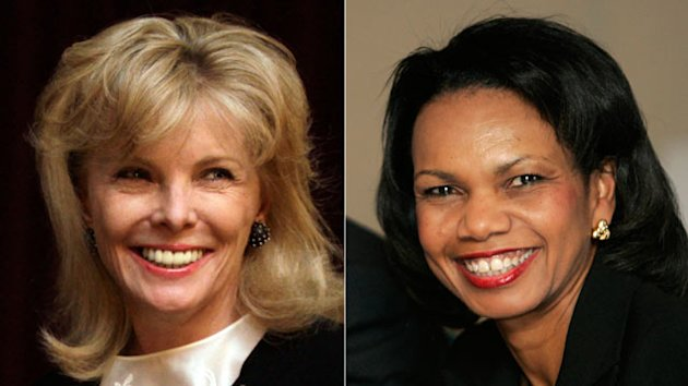 Augusta National Admits First Women Members, Condoleezza Rice and Darla Moore (ABC News)