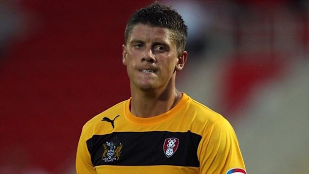 Alex Revell (PA Photos)