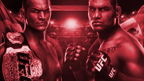 UFC 155 Announced Gate and Attendance