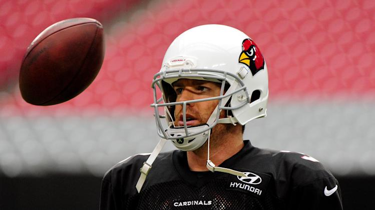 NFL: Arizona Cardinals-Training Camp
