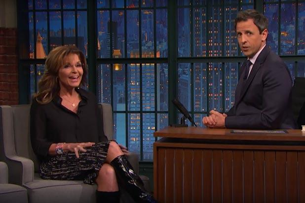 Sarah Palin Says US Can't Have 'Absolute Safety' Without Losing 'Freedom' (Video)