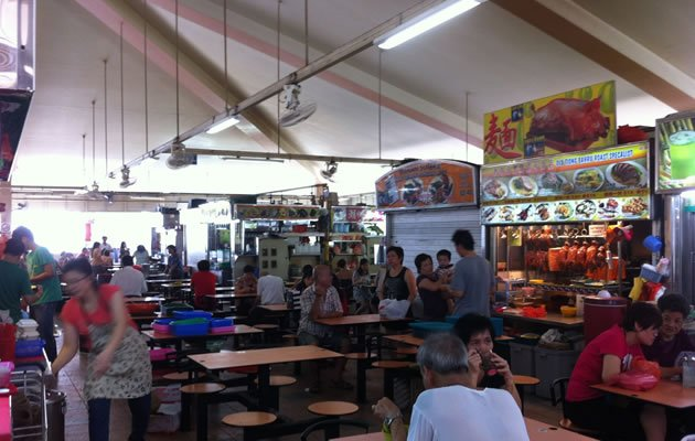Hawker centre to support the less privileged and the marginalised: panel