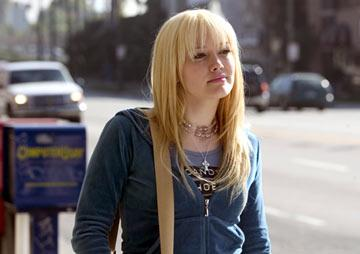 Hilary Duff in New Line Cinema's Raise Your Voice