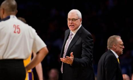 Phil Jackson has already had two coaching stints with the Lakers. Could he return for a third?