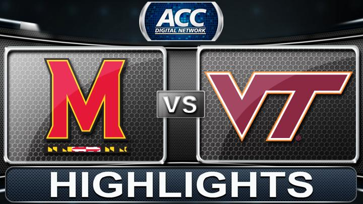 Maryland vs Virginia Tech | 2013 ACC Football Highlights