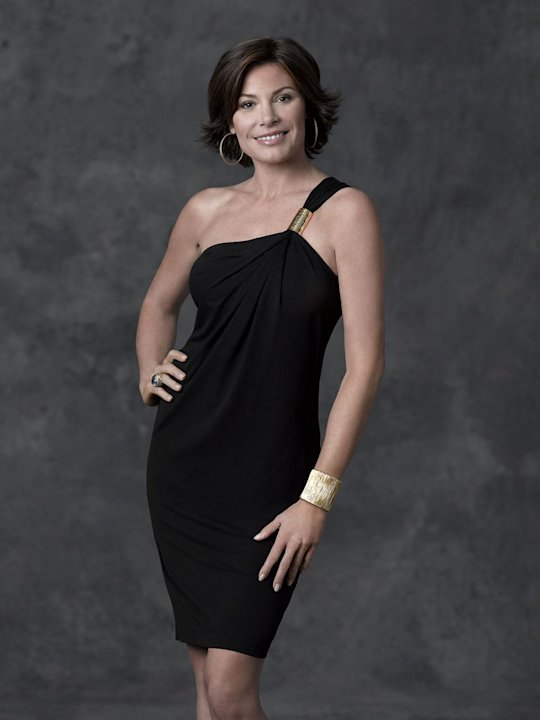 "LuAnn de Lesseps of ""The Real Housewives of New York City."""