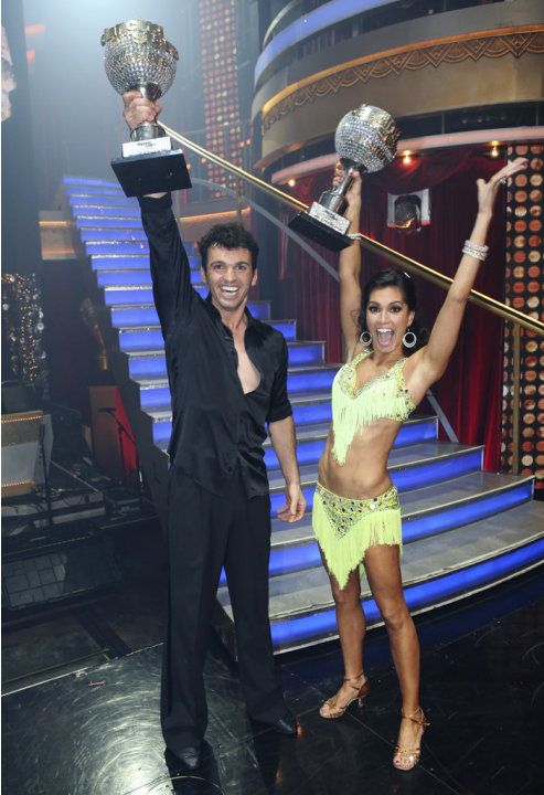 Melissa Rycroft, Tony Dovolani