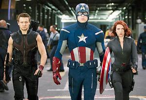 The Avengers | Photo Credits: Zade Rosenthal/Marvel/Walt Disney Pictures