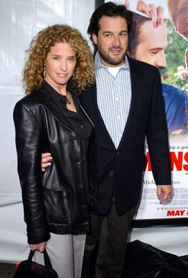 Premiere: Nancy Travis and Rob Fried at the Westwood premiere of New Line Cinema's Monster-In-Law - 4/29/2005