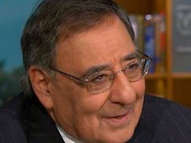 Panetta Talks Biden/Clinton …