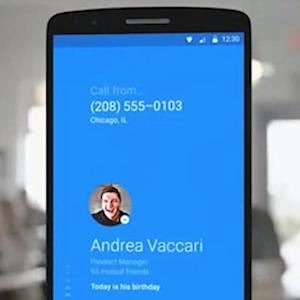 Facebook wants to upgrade your cellphone's caller ID