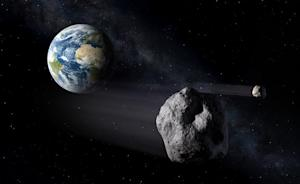 Mountain-Size Asteroid to Fly by Earth Monday: How …