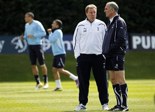 England - Jordan, Bond leave Spurs after Redknapp departure