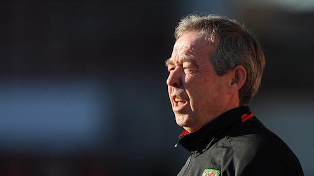 Brian Flynn has been in caretaker charge of Doncaster Rovers
