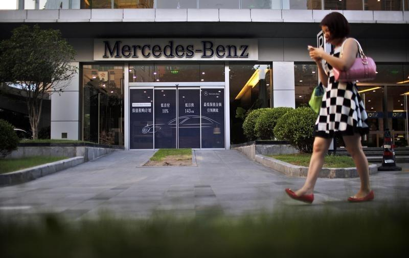 Carmakers scramble to adapt to slowing Chinese demand