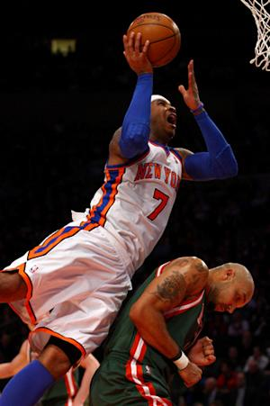 Knicks shake off injury bug to beat Bucks 89-80