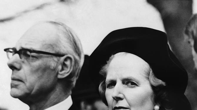 Thatcher's Thoughts from a Life in Politics