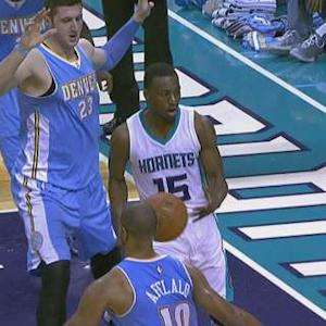 Kemba's Nice No-Look