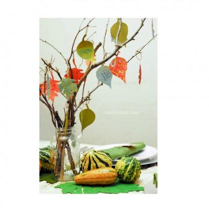 Chic Thankful Tree Centerpiece
