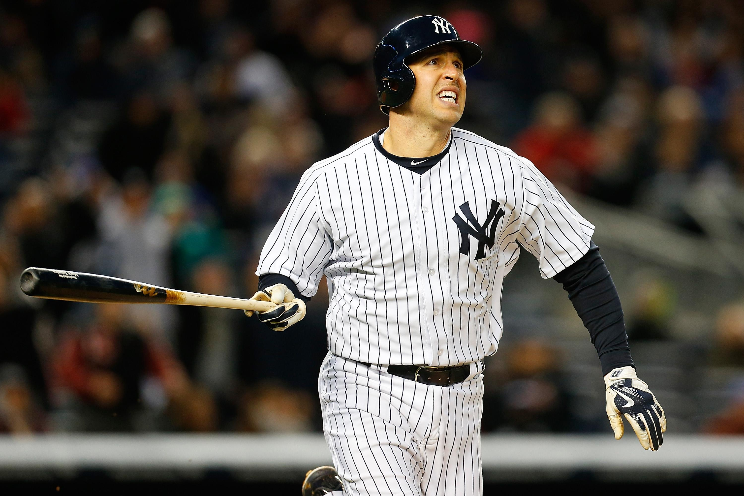 Mark Teixeira homers twice as Yankees snap Mets 11-game winning streak