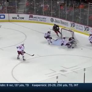 Mike Smith Save on Devante Smith-Pelly (12:41/1st)