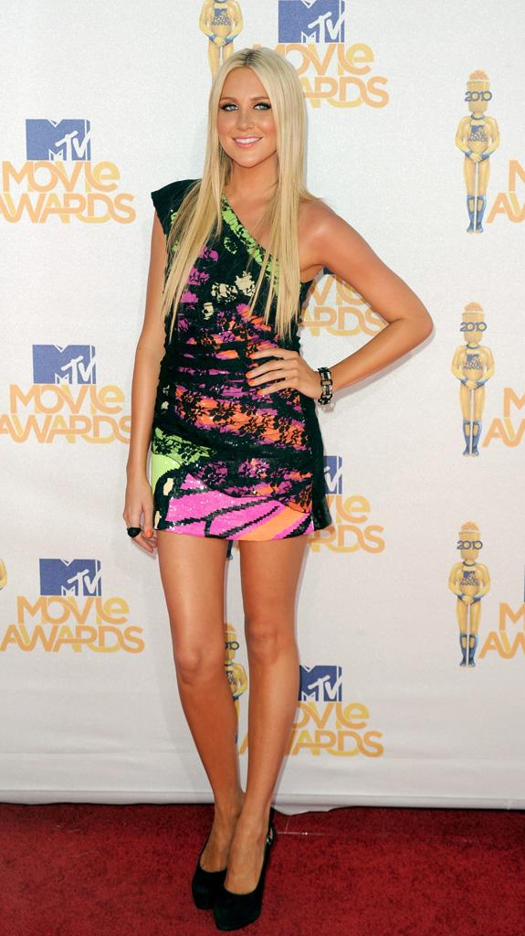 Stephanie Pratt MTV Awards