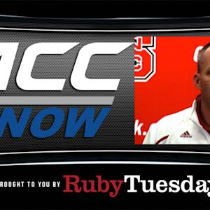 NC State's Dave Doeren Previews Bitcoin St. Petersburg Bowl | ACC Now