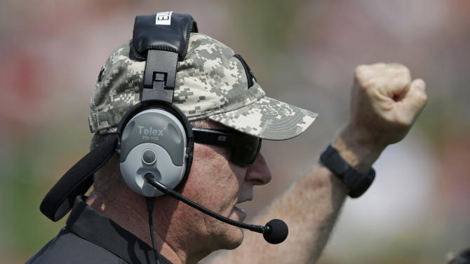 Wenning, Ball St. passing too much for Army 40-14