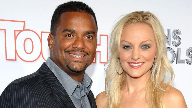 Alfonso Ribeiro Welcomes Baby Boy