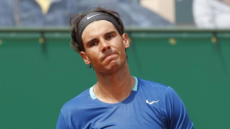 Nadal looks to put Monte Carlo behind him