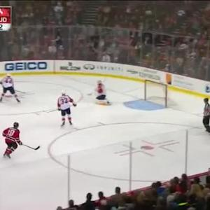 Roberto Luongo Save on Adam Henrique (04:49/3rd)