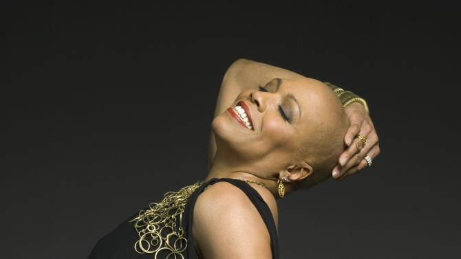 "In this March 23, 2010 photo provided by the Apollo Theater, Grammy Award Winning singer Dee Dee Bridgewater is seen in a publicity photo. Bridgewater will appear in three performances of ""Apollo Club Harlem,"" in February 2013 at the Apollo theater. The production, with its nightclub theme, will be directed and choreographed by Maurice Hines. (AP Photo/The Apollo Theater, Mark Higashino)"