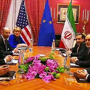 U.S. optimistic as Iran nuclear talks deadline looms