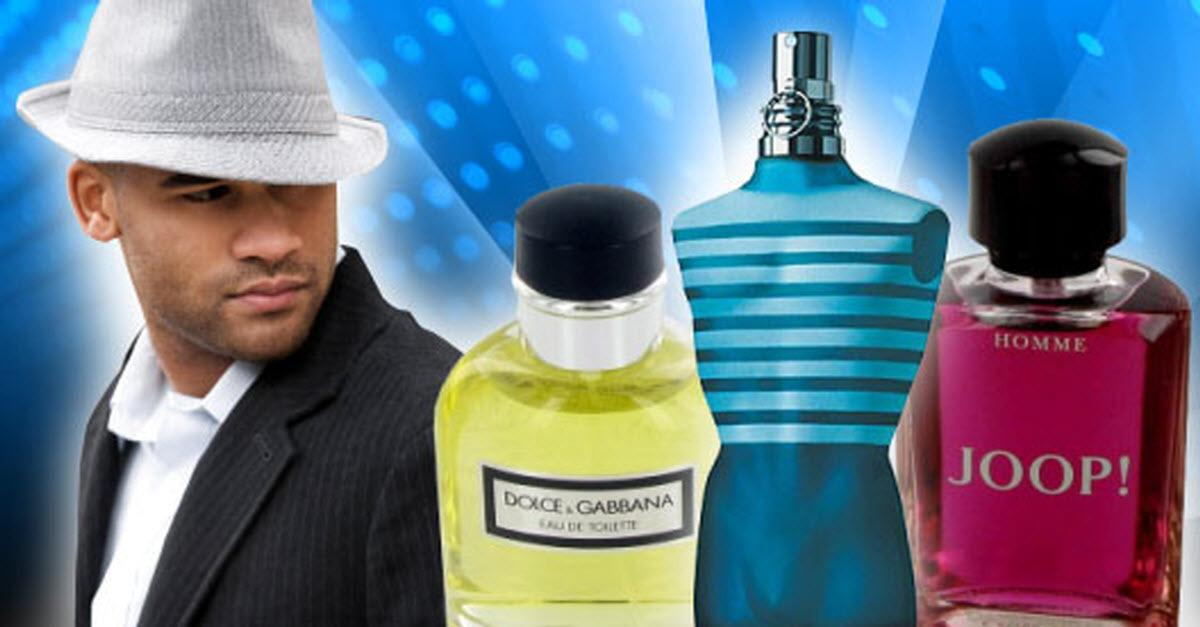 All the Best Men's Fragrances