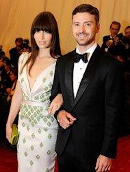 Justin Timberlake Marries Jessica Biel in Italy