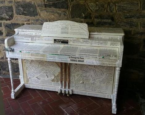 88 Sing for Hope Street Pianos Return to NYC