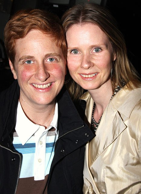 Cynthia Nixon Marries Her …