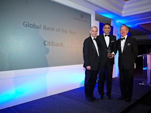 "Citi Named ""Global Bank of the Year"" by The Banker magazine"