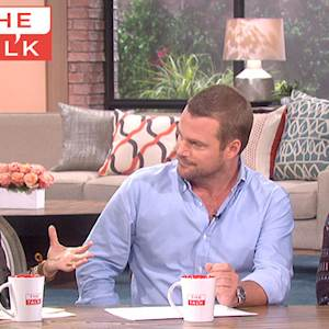 The Talk - LL Cool J and Chris O'Donnell on 'NCIS: Los Angeles' Season Premiere