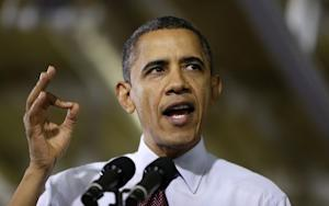 Obama Says He'll Veto Boehner's Plan B