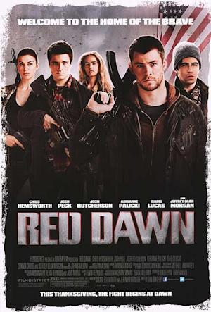 Blu-ray Review: 'Red Dawn' (2012)